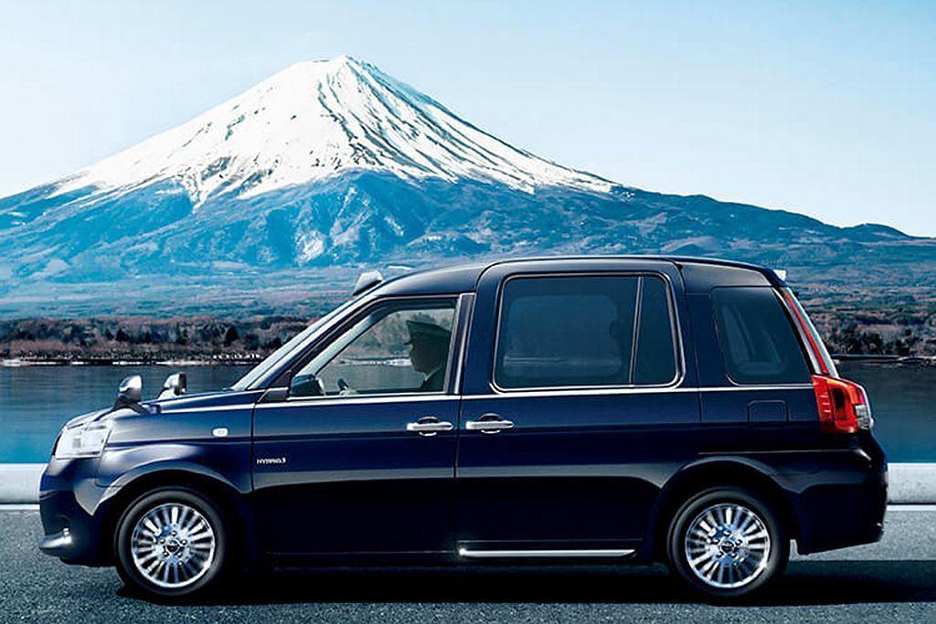 Toyota汽車貼心地針對JPN TAXI進行細部改進,使JPN TAXI能在使...