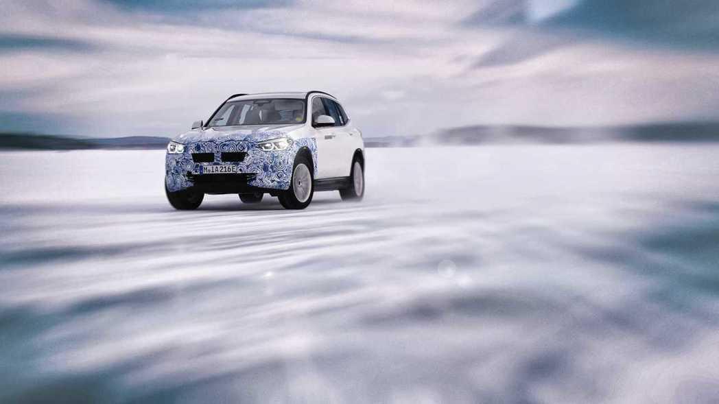 全新BMW iX3將成為品牌首款純電車,預計2020年就會發表並發售。 摘自BM...