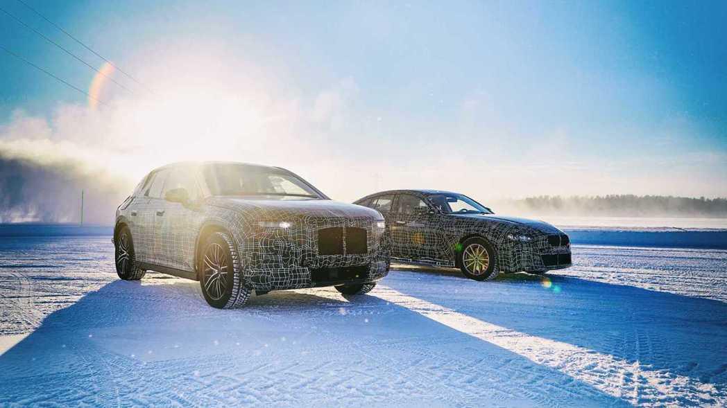 全新BMW iNEXT與i4都將於德國生產。 摘自BMW
