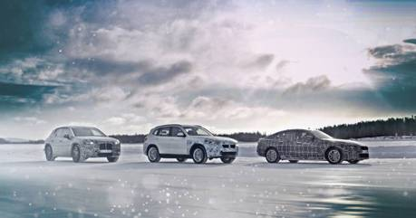 BMW純電新軍iX3、iNext、i4齊現身 新世代4-Series Gran Coupe就是i4?