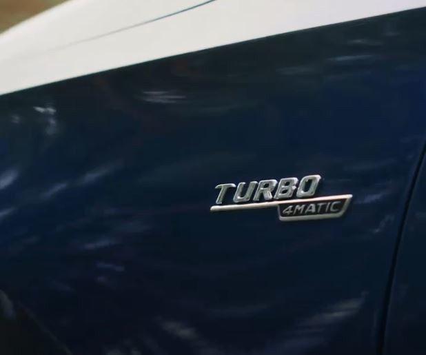 Mercedes-AMG A35 4Matic。 擷自Mercedes-Benz影片