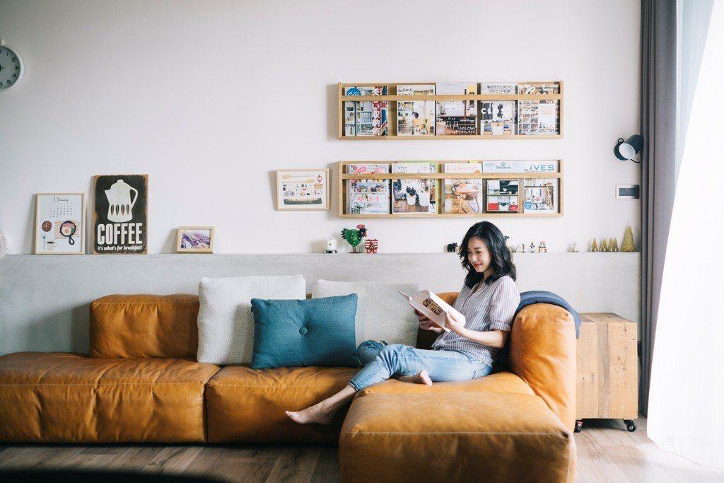 整理家務可別為收納而收納,動手前先想想人生下半場,理想家的模樣。圖/三采文化提供