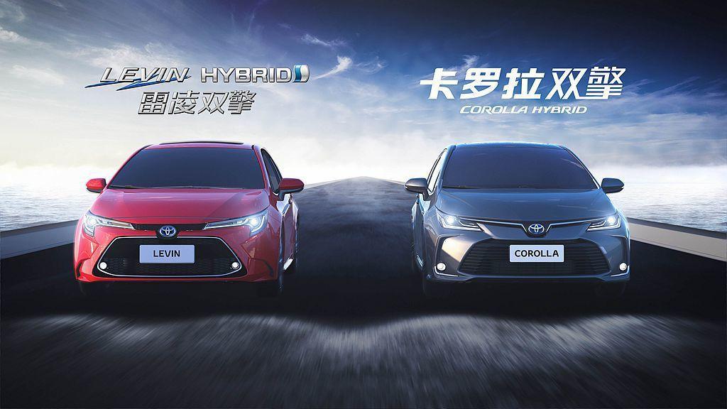 第11代Toyota Corolla房車開始,中國市場就採用卡羅拉(Coroll...