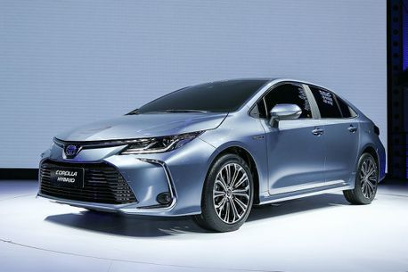 新Toyota Corolla也有渦輪引擎可用!油耗更達17.9km/h表現
