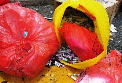 醫療廢棄物示意圖。圖/報系資料照