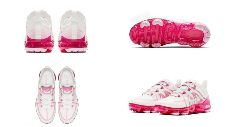 圖/Nike Air VarporMax Pink Rise,Beauty美人圈...