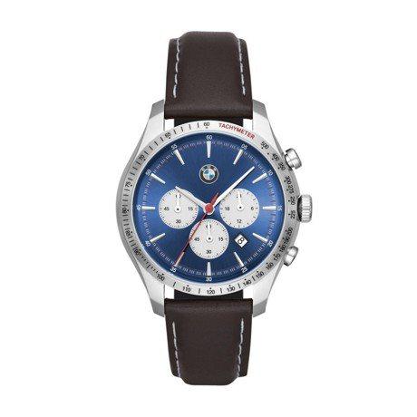 BMW攜手Fossil還能做啥? 當然是一起賣錶!