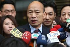 香港反中人士批韓國瑜 孫大千:他是拚經濟不是搞民運