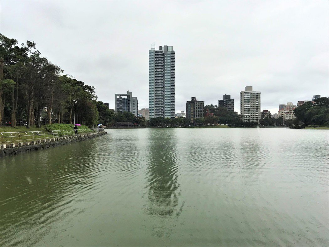 勤美璞真碧湖畔 記者游智文/攝影