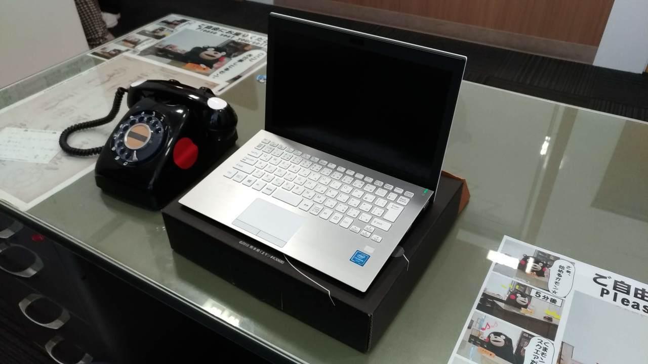熊本縣營業部長辦公室的辦公桌面。記者楊德宜/攝影