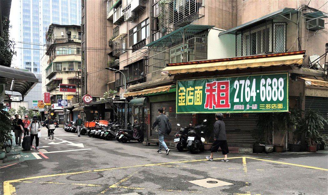 市府站商圈 記者游智文/攝影