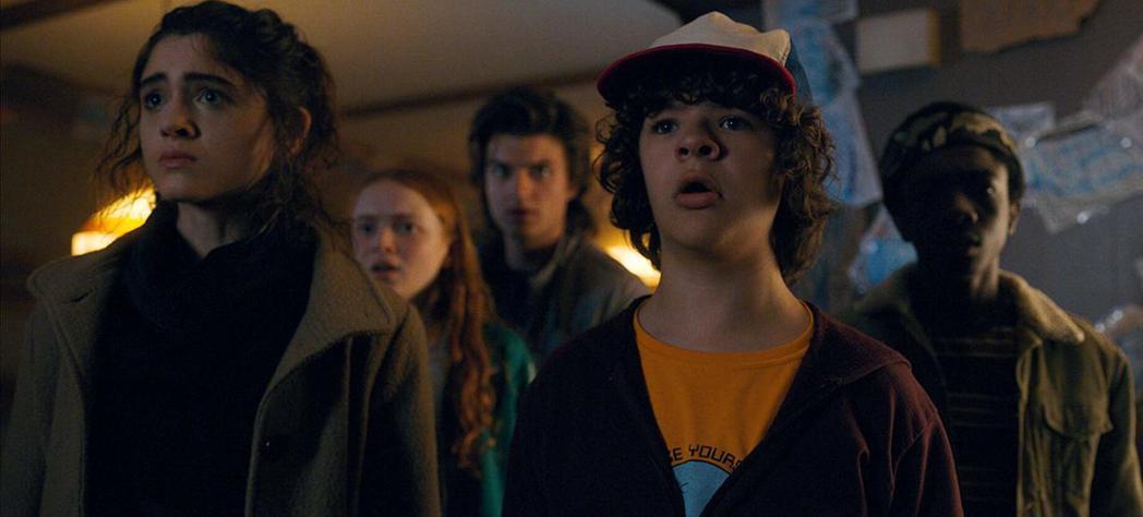Netflix有「怪奇物語」等超人氣大戲,穩住觀眾。圖/摘自imdb
