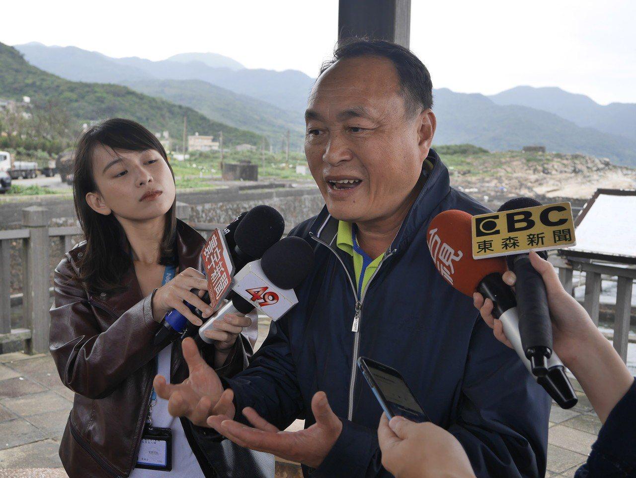 被指散佈假消息,新北市鮑魚生產合作社理事主席吳勝福氣炸了,吳勝福說,產地如果不是...