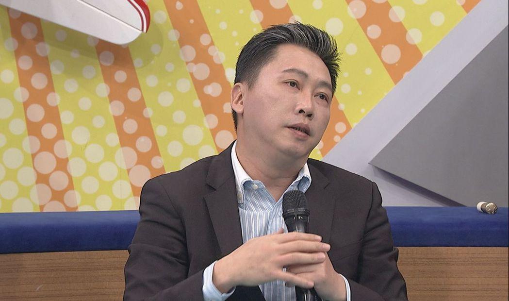 趙正平在節目中被指控經常飆罵工作人員。圖/中天提供