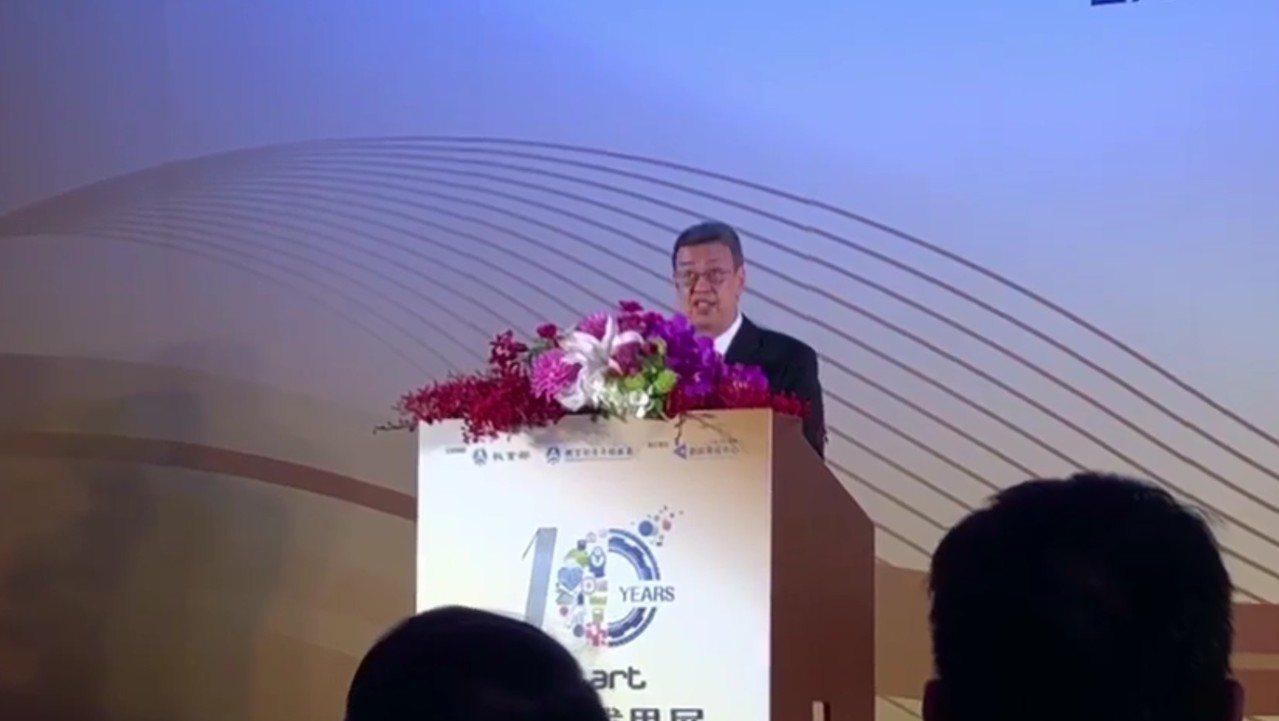 教育部「U-start」創新創業計畫今年邁入第10周年,副總統陳建仁勉勵青年創業...