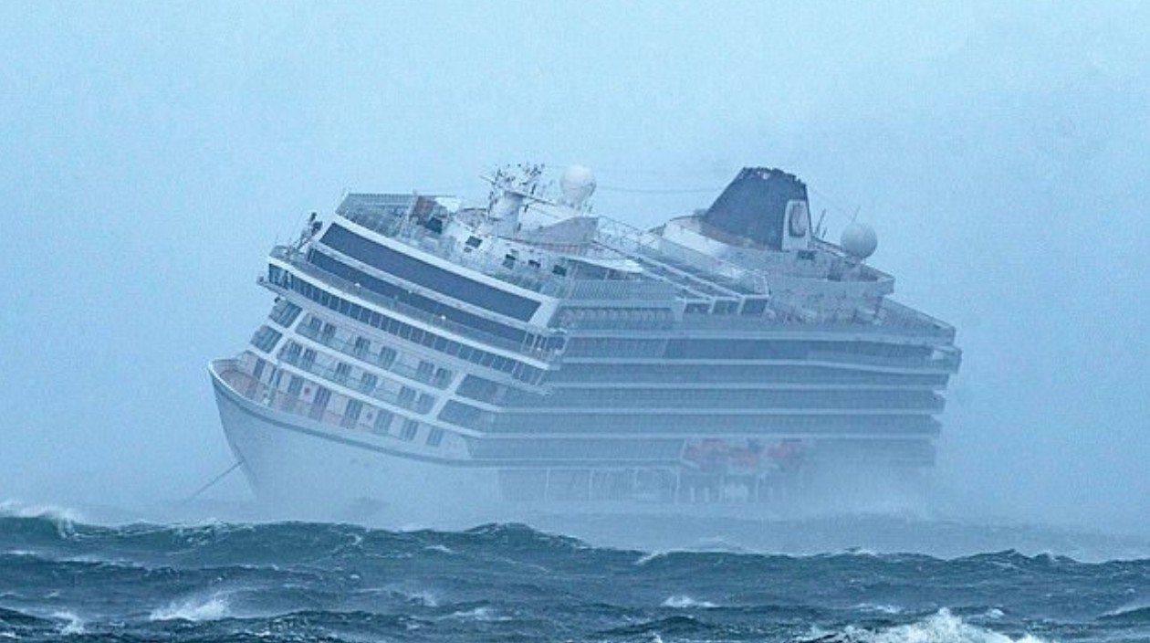 瑞士維京遊輪公司(Viking Ocean Cruises)的豪華觀光郵輪「維京...