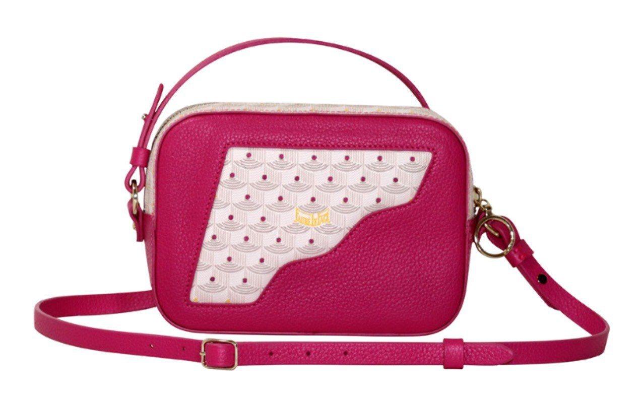 Calibre Soft有著繽紛可愛的桃紅配色。圖/FAURÉ LE PAGE提...