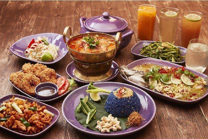 NARA Thai Cuisine將於統一時代百貨開設全台第5間分店。圖/金田餐...