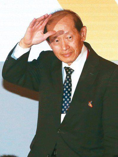華映董事長林蔚山。 圖/聯合報系資料照片