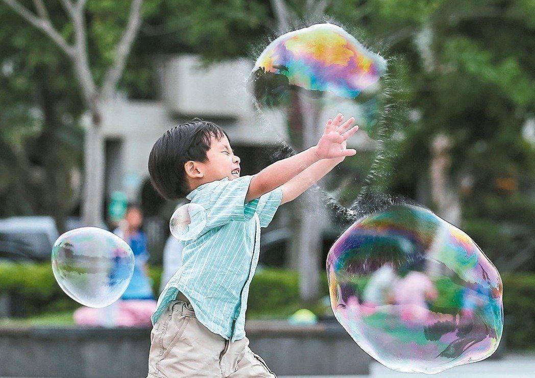 台灣生育率今年會再低。 聯合報系資料照片╱記者郭乃日攝影