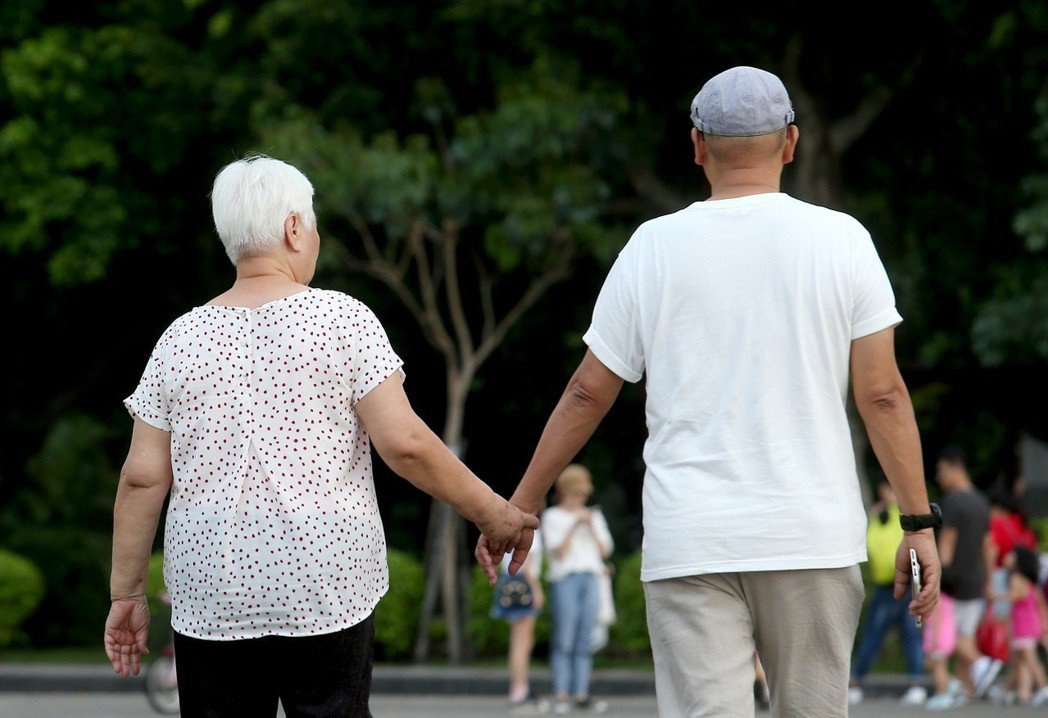 台灣已邁入「高齡社會」。圖╱聯合報系資料照片、記者余承翰攝影