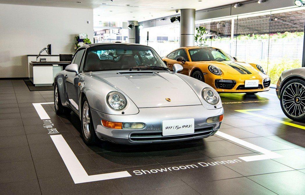「保時捷 台北 敦南展示中心」是全台唯一的認證「Porsche Exclusiv...