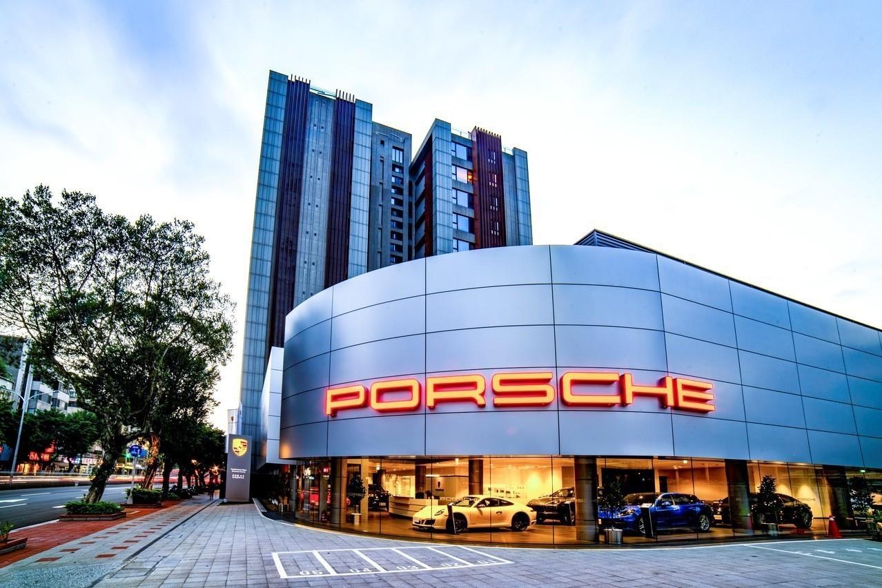 去年繳出3,396輛佳績 全新Porsche台北敦南展示中心隆重開幕