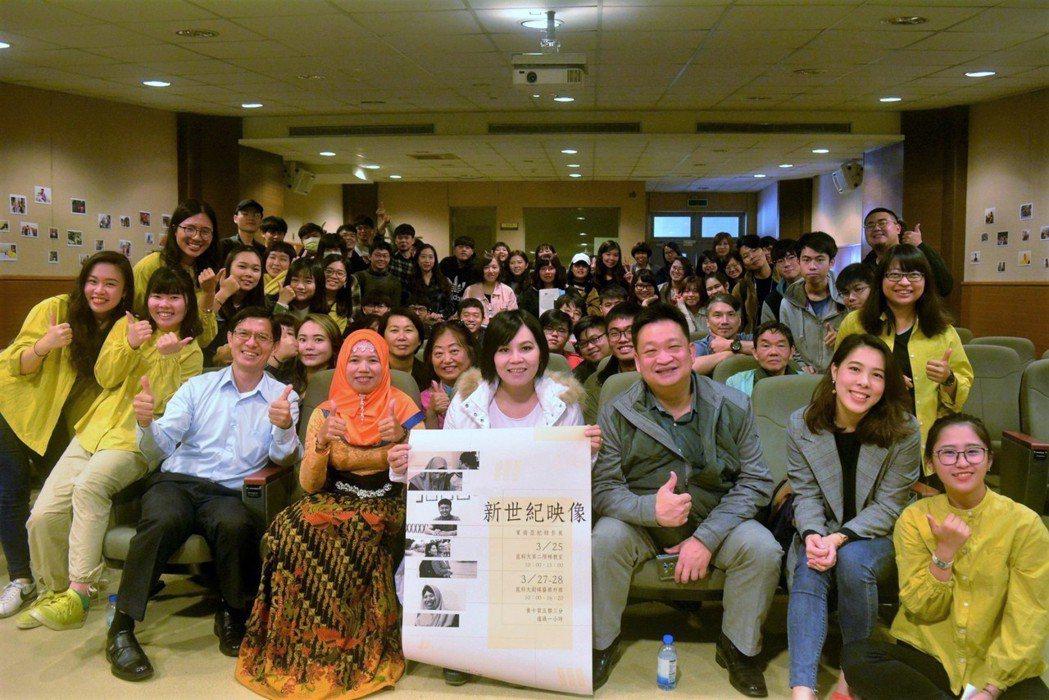 新媒體《前進東南亞》與大學生合作,3月25日於台南崑山科大舉辦東南亞紀錄片影展。...