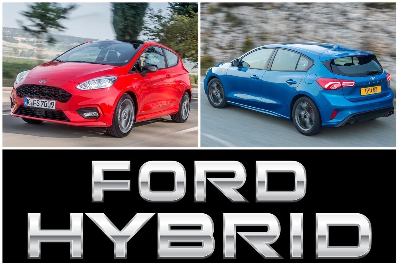 對尬油電版Toyota Corolla? Ford Focus也要推48V輕油電系統了!
