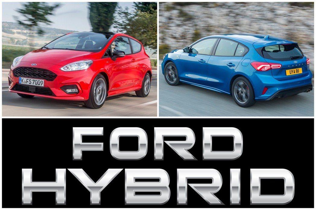 Ford Fiesta/Focus 的1.0升EcoBoost渦輪增壓引擎,皆將...