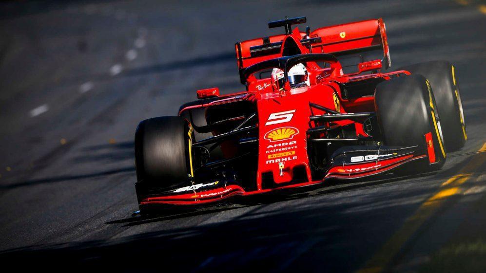 Mick Schumacher受邀參加Ferrari SF90賽車測試。 摘自F...