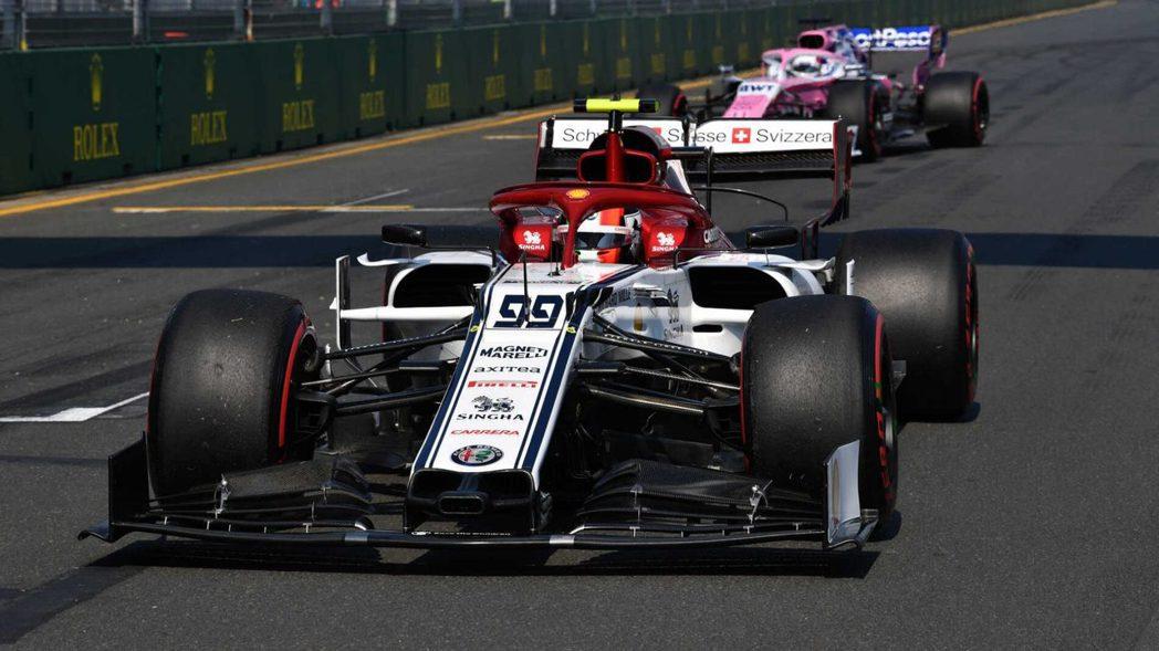 隨後Mick Schumacher也會駕駛Alfa Romeo賽車。 摘自FOR...