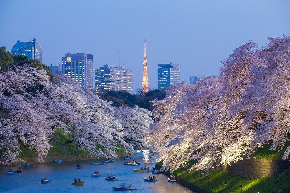 亞洲旅遊國家第五名東京。圖/TripAdvisor提供