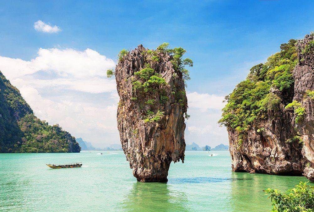 獲選亞洲旅遊國家第二名的泰國普吉島,同時獲選全球第六名。圖/TripAdviso...