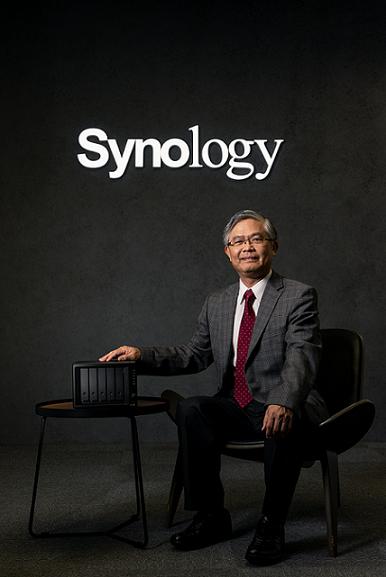 Synology亞太區總經理黃杉榕表示:「進入『萬物儲存』的時代,資料管理能力成...