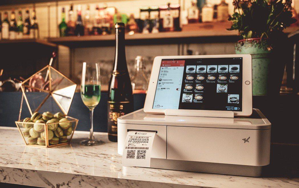 在iCHEF的客戶餐廳中,2018年酒吧和餐酒館的開店數大幅成長近6成,iCHE...