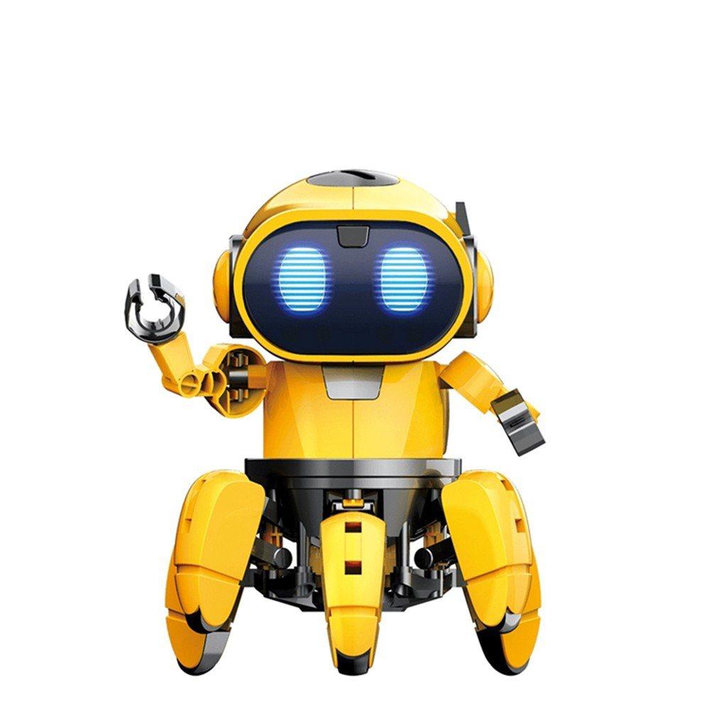 Yahoo奇摩購物中心兒童玩具熱銷第二名:Proskit寶工科學玩具紅外線AI智...
