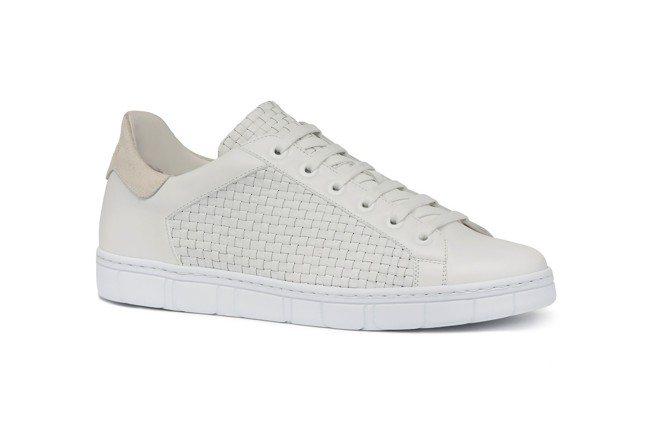 a.testoni編織休閒鞋,25,300元。圖/采盟提供