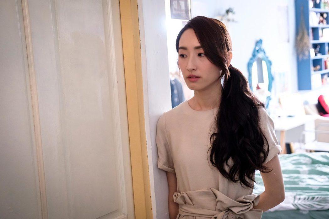 柯佳嬿演出「如果愛,重來」。圖/歐銻銻娛樂提供