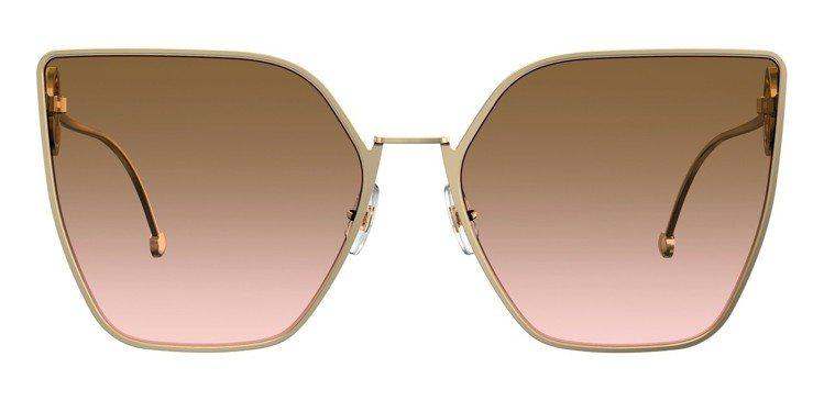 F is Fendi 造型太陽眼鏡,16,100元。圖/Fendi提供