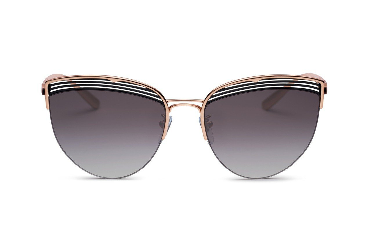 寶格麗B.zero 1 B.purevibes太陽眼鏡,14,800元。圖/BV...
