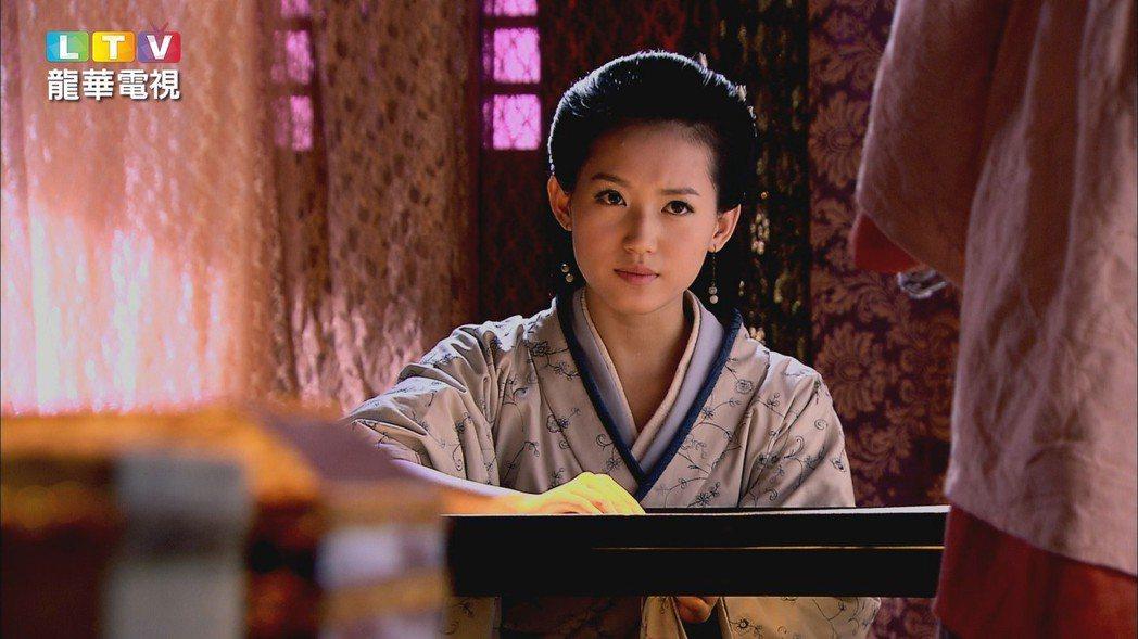 蘇青演出「美人心計」。圖/龍華電視提供