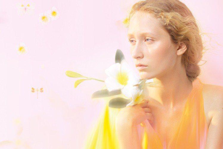 Jo Malone花園迷蹤限量系列推出全新花香「缅梔花」。圖/Jo Malone...