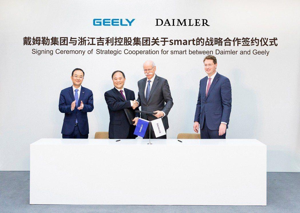 摘自Daimler
