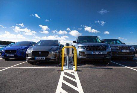 Jaguar Land Rover未來的新車 可以幫你預防感冒!