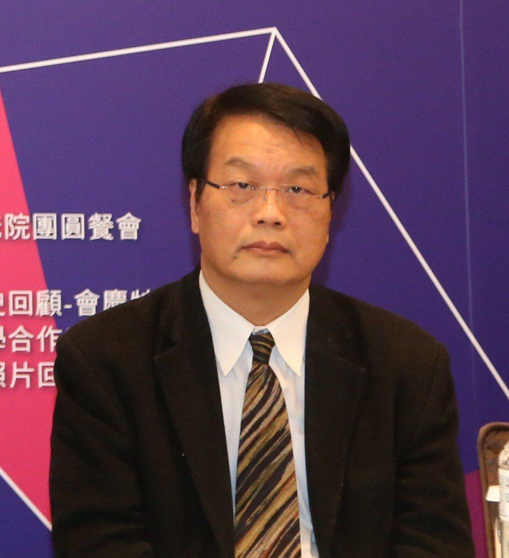 智庫主席 陳銘達先生 毛洪霖/攝影