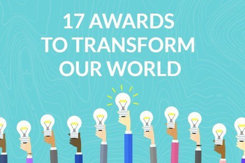 圖/翻攝The Global SDG Awards官網