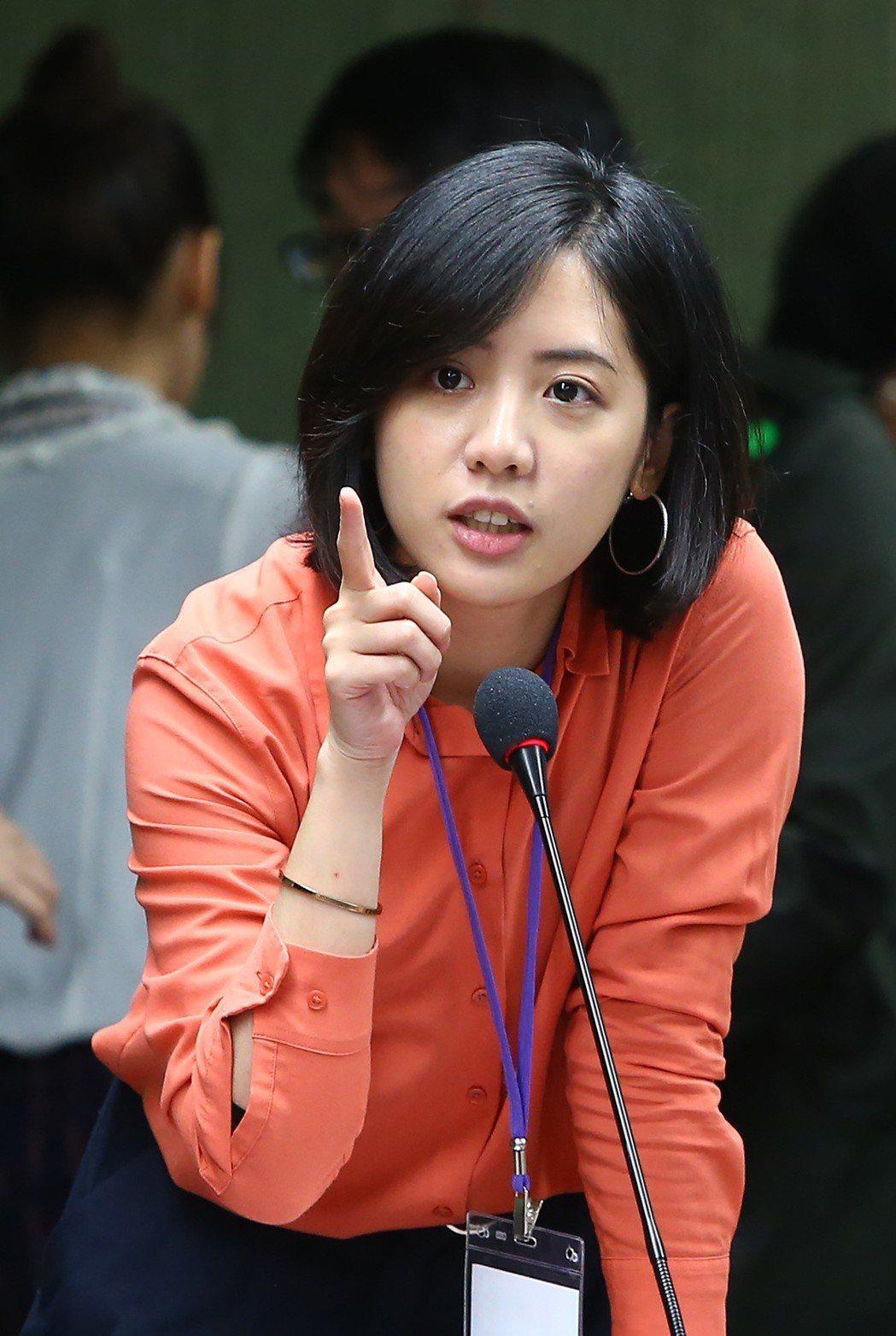 「學姐」黃瀞瑩是柯文哲得力助手。圖/聯合報系資料照