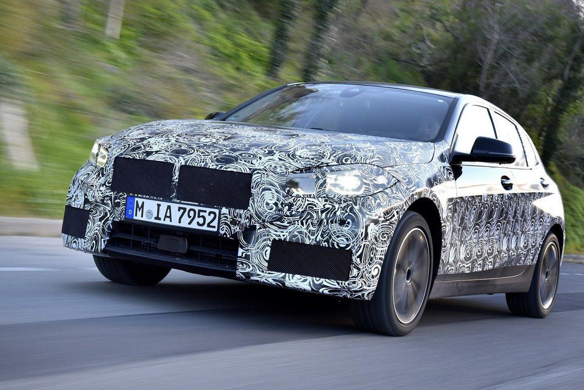 改搭前驅底盤的新世代BMW 1 Series 公佈M135i動力資訊!