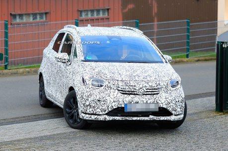 新世代Honda Fit再次現蹤 這次內裝終於露出!